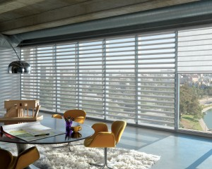 Custom Blinds for Living Room Large Windows Near Westlake Village, Malibu & Agoura Hills, California (CA)