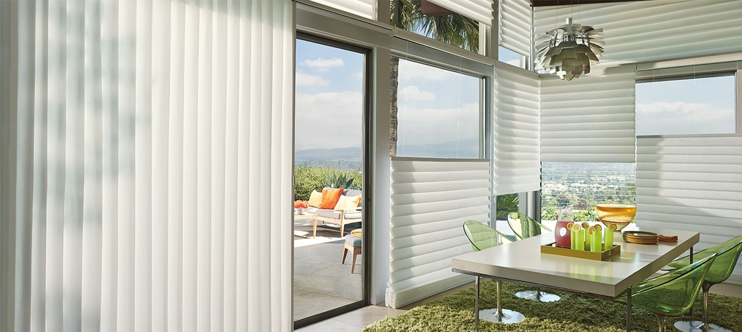 Custom Blinds, Shutters and Shades Near Westlake Village, California (CA) like Vignette® Modern Roman Shades